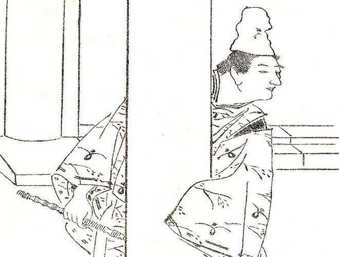 음양사 for kakao 캐릭터 소개 히로마사 실제 이미지