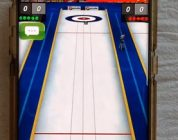 [리얼영상] 모바일로 즐기는 동계 올림픽 'Curling 3D'