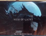 [리얼영상] 전략과 액션이 돋보이는 다크판타지 풍 RPG '빛의 계승자'