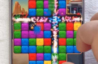 [리얼영상] 귀여운 카툰 속 퍼즐, 'Toon Blast (툰 블라스트)'