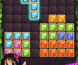 퍼즐 블록 보석