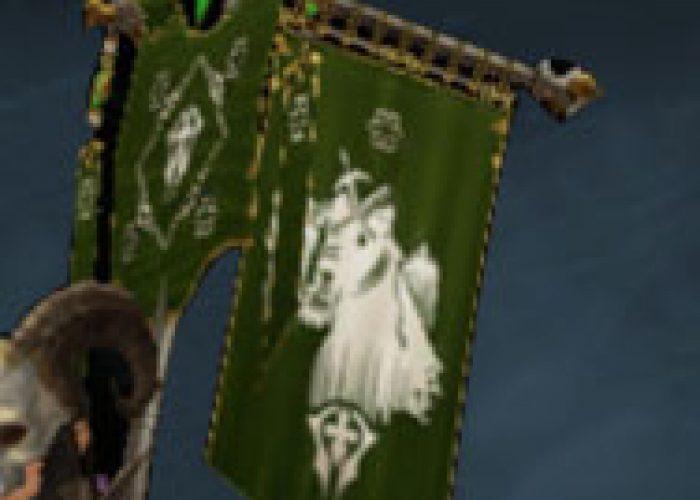 세트던전 깃발