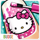 Hello Kitty 네일 살롱