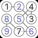 넘버체인 – 숫자연결 로직 퍼즐 게임