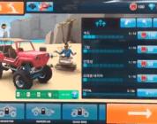 [리얼영상] 스펙트럴 몬스터 트럭 경주, 'MMX Hill Dash 2'
