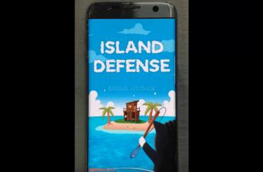 [리얼영상] 벽돌을 깨서 섬을 지키자! '아일랜드 디펜스 -벽돌깨기'