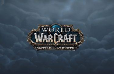 월드 오브 워크래프트 – 격전의 아제로스 영상