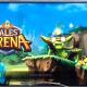 [리얼영상] 판타지 배경의 실시간 전략 게임, '테일즈 아레나'