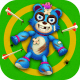 Beat Angry Bear – Funny Challenge Game