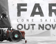 파: 론 세일즈(FAR: Lone Sails) 공식 영상
