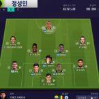 피파온라인4 챔피언십 포메이션 분석, '올킬러' 정성민의 4-1-4-1