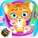Baby Tiger Care – My Cute Virtual Pet Friend
