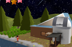 탈출 게임 : 별이 빛나는 밤과 반딧불