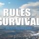 룰스 오브 서바이벌(Rules Of Survival)