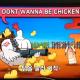 [리얼영상] 치킨집을 폭파하는 아케이드 게임! '치킨이 되고 싶지 않아'