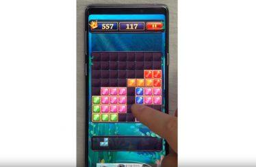 [리얼영상] 그때 그 감성으로 돌아온 퍼즐 게임 '블럭퍼즐 2019'