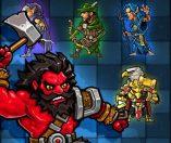 매치 히어로 – 전설의 퍼즐 RPG