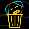 [리얼영상] 중독성 강한 캐주얼 게임, '쓰레기 버리는 날(GarbageDay)'