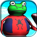 The Frog – amazings 3D Game