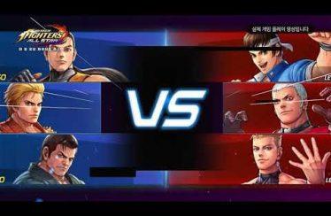 더 킹 오브 파이터즈 올스타 : 공식 게임소개 영상