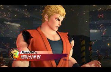 더 킹 오브 파이터즈 올스타 : 료 사가자키 소개 영상