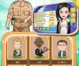 극한직업:RICH-고품격 재벌양성 전략 SRPG, 독창적인 시물레이션 게임