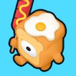 Snack.io – 귀여운 스낵 전사들간의 대격돌, 무료 io 게임