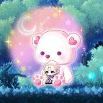 [메카 로얄스타일] 아기곰과 함께 밤산책 나가볼까? 메이플스토리 77기 코디