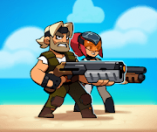 Bombastic Brothers – 2D 달리기 게임 공식 영상