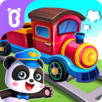 아기 팬더의 기차