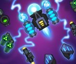 바이러스 워 – 우주 슈팅 게임