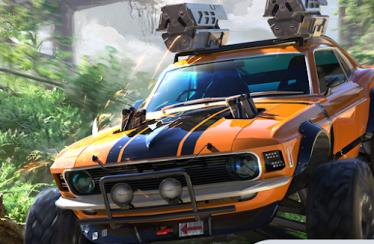 Steel Rage: 로봇 자동차 PVP 슈팅 대전 게임 공식 영상