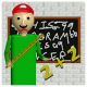 Super Education And Learning Math In Horror School