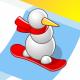 Snowman Race 3D PRO