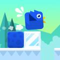 Square Bird – Tower Egg