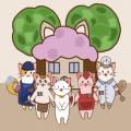 고양이 만화카페