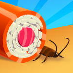 Sushi Roll 3D – Cooking ASMR Game