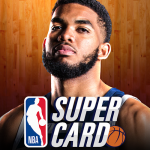 NBA 슈퍼카드 – 농구와 카드 배틀 게임