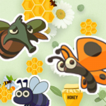 꿀벌레 키우기