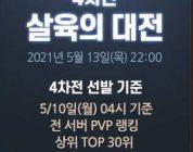 [PvP 랭킹 1일차] A3: 스틸얼라이브 – '살육의 대전' 참가를 위한 최소 점수는?