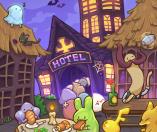 유령호텔 타이쿤: 방치형 호텔 키우기 게임