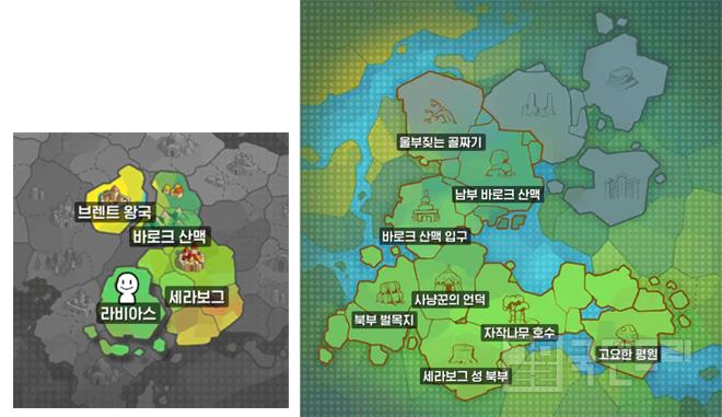 달빛조각사 대규모 업데이트 신규 지역
